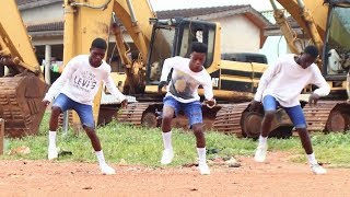 ABCD SHATTA BEST AFRO BEAT IMPLO MIX DANCE VIDEO BY YKD