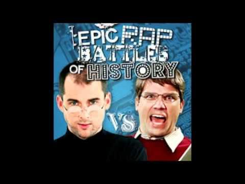 [INSTRUMENTAL] Steve Jobs vs Bill Gates EPIC RAP BATTLES OF HISTORY Season 2