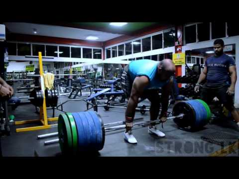 SL  powerlifting motivation