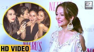 Amrita Arora Talks About PARTYING With Kareena Kapoor | LehrenTV