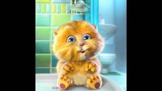 Gundul-gundul pacul Talking Ginger