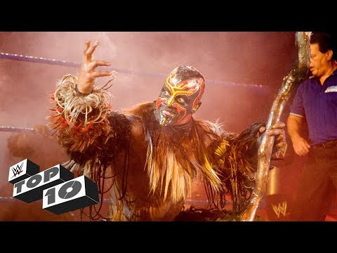 Xxx Mp4 Scariest Superstars WWE Top 10 Oct 29 2018 3gp Sex