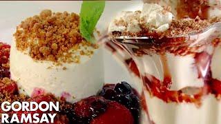 Gordon Ramsay's Top 5 Desserts | COMPILATION
