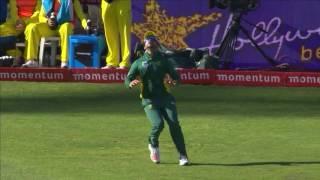 South Africa vs Australia - 3rd ODI - Australian Innings Highlights