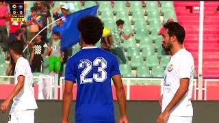 مباراة : السماوة 1 - 2 الزوراء .. الدوري العراقي