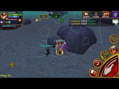 Arcane Legends 1v1 Guildbattel vs Idols become Rivals [LVL 66]
