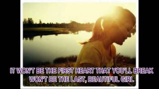 Last Beautiful Girl by Matchbox Twenty - Lyric Video