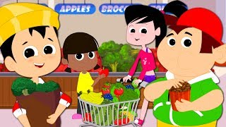 Candy For The Brain | Original Song | Nursery Rhymes | Kids Rhymes For Children