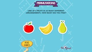 Fruit Sets - Head Games #SalySeyamak #سلي_صيامك