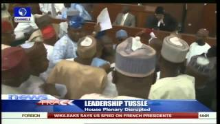 Lawmakers Fight Over House Leadership, Scramble For Mace 25/06/15
