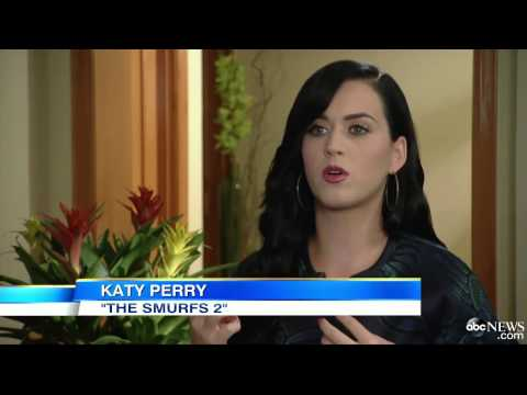 Katy Perry Interview 2013: `Smurfs` Actress `Pleased` With New, More `Mature` Albu