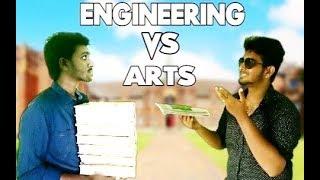 Engineering Vs Arts   Kirukku Mates