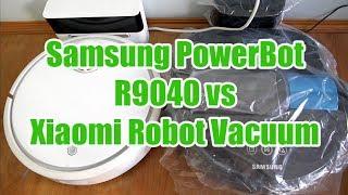 Samsung PowerBot vs Xiaomi Robot Vacuum
