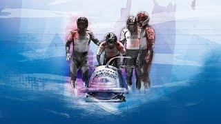 Pyeong Chang 2018 Olympic Games – Bobsleigh Latvia. #tribeWork