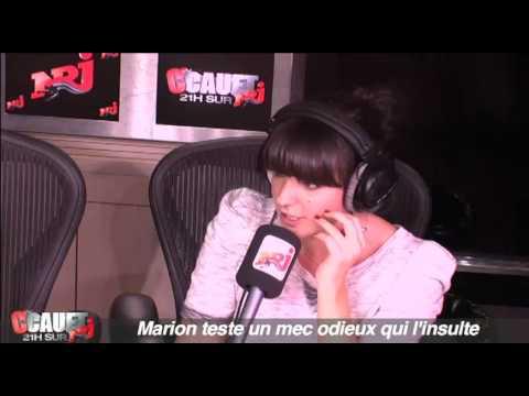 Xxx Mp4 Marion Teste Un Mec Odieux Qui L Insulte C Cauet Sur NRJ 3gp Sex