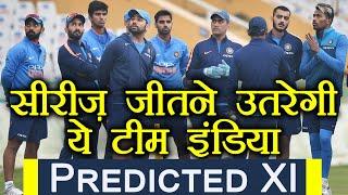 India Vs Sri Lanka 3rd ODI: Team India Predicted XI for Vizag ODI | वनइंडिया हिंदी