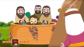 Book Of Jeremiah | Old Testament Stories I Animated Children