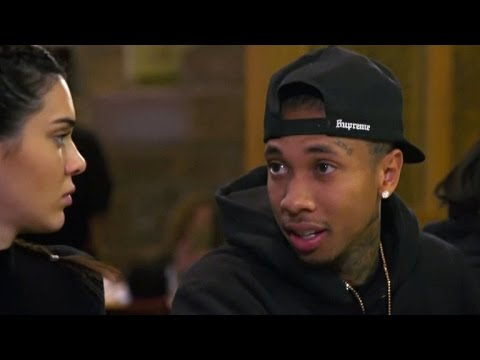 Tyga Predicts Blac Chyna and Rob Kardashian s Baby on Keeping Up She s Gonna Carry On The Leg…