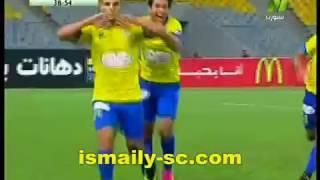 هدف شكري نجيب في المصري 2016