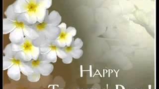 Happy teachers day song