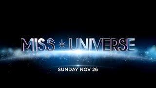 MISS UNIVERSE 2017 l FOX Promo