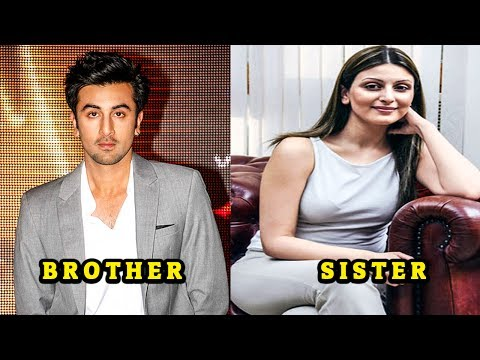 Top 10 Lesser Known Brother And Sister Of Bollywood Celebrities