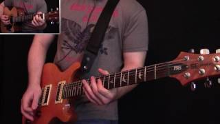 Santana Ft. Steven Tyler - Just Feel Better (Guitar Cover)