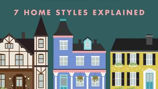 7 Home Styles Explained | The Allstate Blog