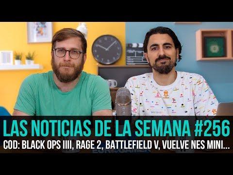 Xxx Mp4 ¡La Semana En 10 Min 256 COD Black OPS IIII Rage 2 Battlefield V Vuelve NES MINI 3gp Sex