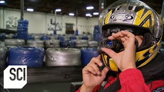 Would Night Vision Goggles Help Drivers in the Dark? | MythBusters
