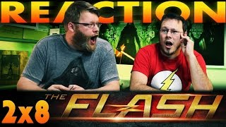 The Flash 2x8 REACTION!!