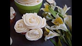 বাটার ক্রীম ফ্রস্টিং || Basic Buttercream Recipe || Perfect Buttercream Frosting || Cake Decoration