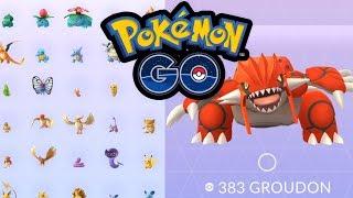 Mein Pokédex vor 2018 | Pokémon GO Deutsch #523