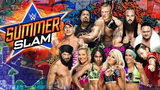 برومو قصير لعرض سامرسلام 2017 - WWE SummerSlam 2017 Promo