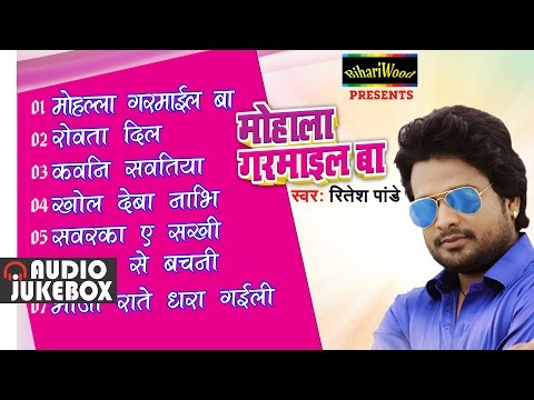 Xxx Mp4 HD Ritesh Pandey Mohalla Garmail Ba Bhojpuri Songs 2016 New Bhojpuri 3gp Sex