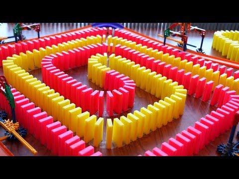 Xxx Mp4 50 000 DOMINOES Amp CHAIN REACTIONS 3gp Sex