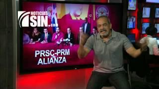 Alfonso Rodríguez : Alianza PRM con PRSC