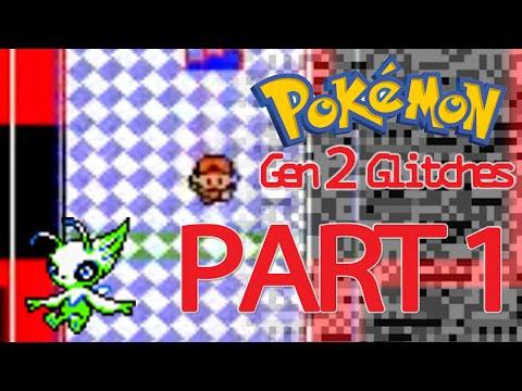 Pokémon Gen 2 Glitches (Part 1): Getting Celebi, Shiny Ditto, and More!