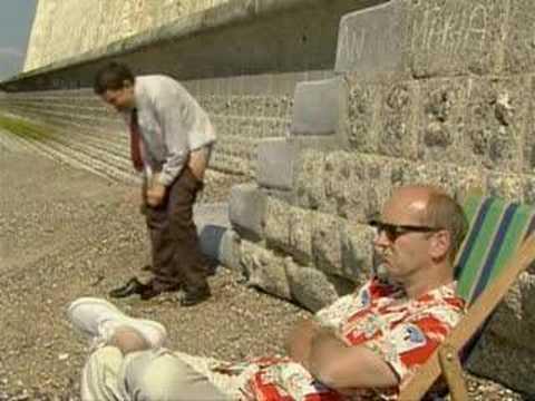 Mr. Bean-at a exam, beach and church part 2 (Great Quality)