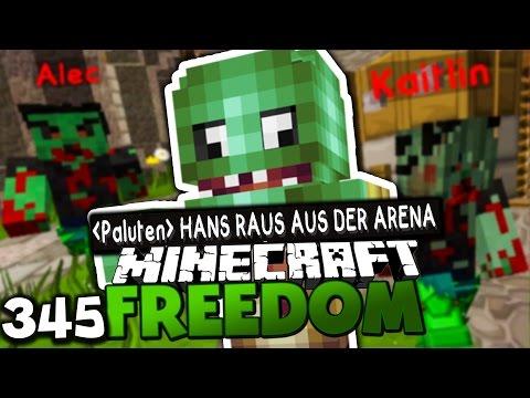 WAS ZUR HÖLLE PASSIERT HIER?! ✪ Minecraft FREEDOM #345 | PALUTEN [ DEUTSCH ]