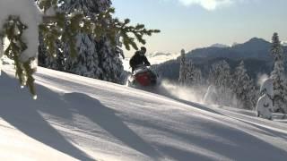 Best HD Snowmobile Video Skidoo & Polaris Turbos & Big Bores.... Mt Eden Dubstep