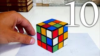 10 Amazing Optical Illusions - Cool Tricks you can do at Home