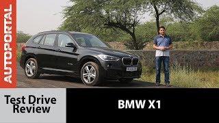 BMW X1 - Test Drive Review - Autoportal