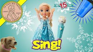 Disney's Frozen Sing A Long Elsa Doll -
