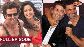 Hrithik- Katrina, Shraddha- Tiger In YRF's Next? | Akshay - Karan Make 'Kesari's Announcement