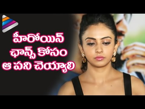 Xxx Mp4 Rakul Preet Opens Up About Casting Couch In Tollywood Kajal Aggarwal Telugu Filmnagar 3gp Sex