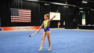 USA Gymnastics Championships. Level 8, Clubs. Hana
