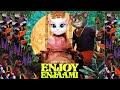 Enjoy Enjaami - Dhee Ft. Arivu Animated Folk Song Kalavum Katru Mara