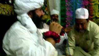 peer syed ayub shah sahab speaking on nisbat