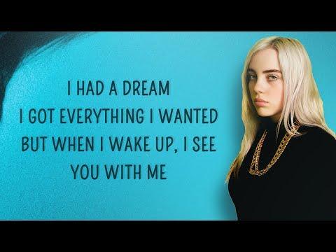 Billie Eilish everything i wanted Lyrics